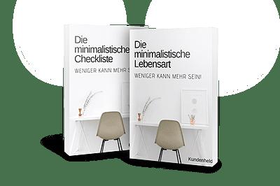 Die minimalistische Lebensart + Checkliste