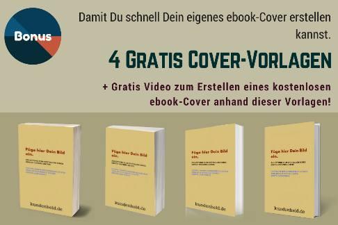 Gratis Ebook Cover Vorlagen - Mega PLR Paket