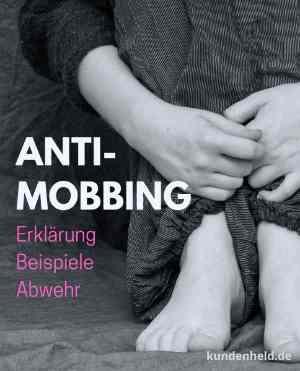 Anti Mobbing ebook