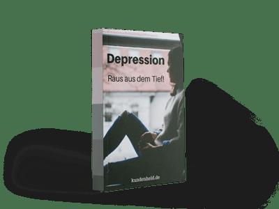 Depression - Raus aus dem Tief!