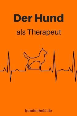 Hund Therapeut