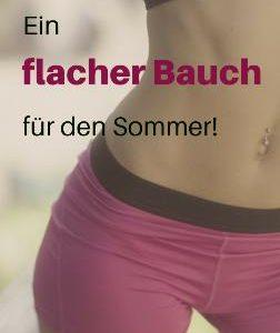 Ein flacher Bauch für den Sommer ebook PLR
