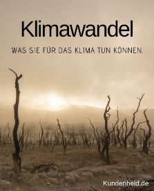 Klimawandel - PLR ebook
