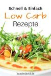 Low Carb ebook Cover
