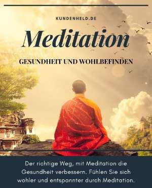 Meditation - ebook inkl. PLR Lizenz