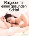 Ratgeber für einen gesunden Schlaf - Cover