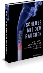 PLR ebook - Schluss mit dem Rauchen
