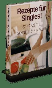 Rezepte für Singles