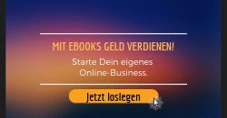 Mit ebooks Geld verdienen
