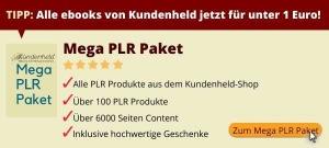 Banner - Mit ebooks Geld verdienen